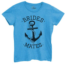 Womens Brides Mates Tshirt Small Womens Tank Tops Blue Tshirt