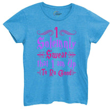 Womens I Solemnly Swear That I Am Up To No Good Tshirt Small Womens Tank Tops Blue Tshirt
