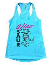 Wino SAUR Womens Workout Tank Top Small Womens Tank Tops Cancun Blue