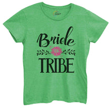 Womens Bride Tribe Tshirt Small Womens Tank Tops Green Tshirt