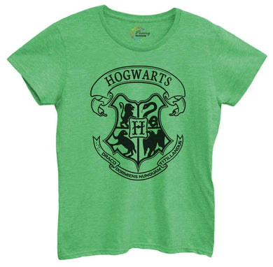 Womens Hogwart Tshirt Small Womens Tank Tops Green Tshirt