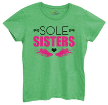 Womens Sole Sister Tshirt Small Womens Tank Tops Green Tshirt