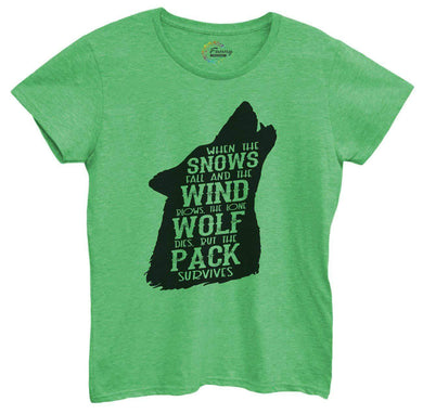 Womens Wolf Head Howling Tshirt Small Womens Tank Tops Green Tshirt