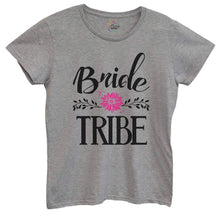 Womens Bride Tribe Tshirt Small Womens Tank Tops Grey Tshirt