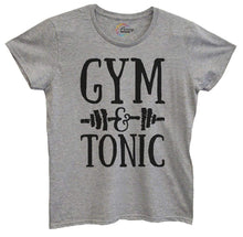 Womens Gym And Tonic Tshirt Small Womens Tank Tops Grey Tshirt