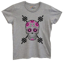 Womens Skull Tshirt Small Womens Tank Tops Grey Tshirt