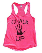 CHALK UP Womens Workout Tank Top Small Womens Tank Tops Hot Pink