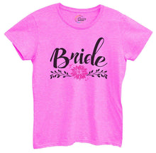 Womens Bride Tshirt Small Womens Tank Tops Hot Pink Tshirt