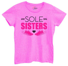 Womens Sole Sister Tshirt Small Womens Tank Tops Hot Pink Tshirt