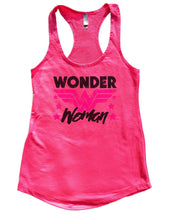 Wonder Woman Womens Workout Tank Top Small Womens Tank Tops Hot Pink