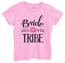 Womens Bride Tribe Tshirt Small Womens Tank Tops Light Pink Tshirt