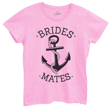 Womens Brides Mates Tshirt Small Womens Tank Tops Light Pink Tshirt