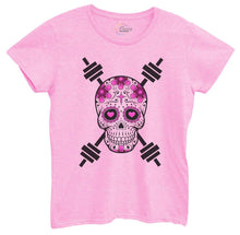 Womens Skull Tshirt Small Womens Tank Tops Light Pink Tshirt
