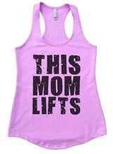 THIS MOM LIFTS Womens Workout Tank Top Small Womens Tank Tops Lilac