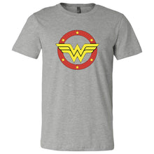 Wonder Woman Tshirt Ladies Super Hero Woman Pride Tee  Womens Tank Tops