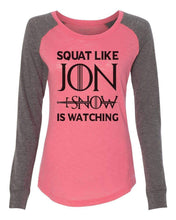 "Womens ""Jon Snow Dragon"" Long Sleeve Elbow Patch Contrast Shirt X-Small Womens Tank Tops Mint"