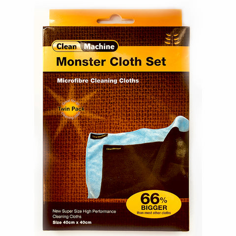Monster Cloth, 2 Pack