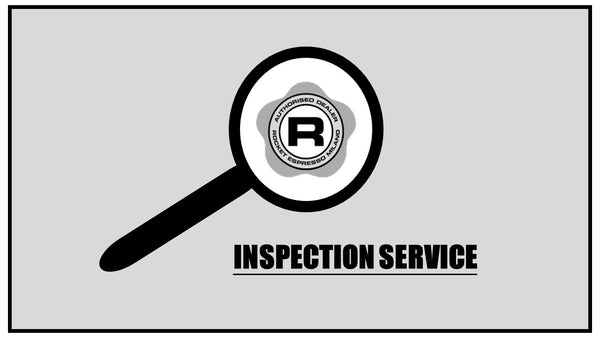 Service - Inspection - Domestic Rocket