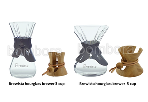 Brewista Hourglass brewer