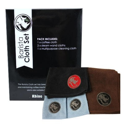 Rhino Coffee Gear Barista Cloth Set