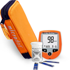 microdot® Blood Glucose Testing for professionals