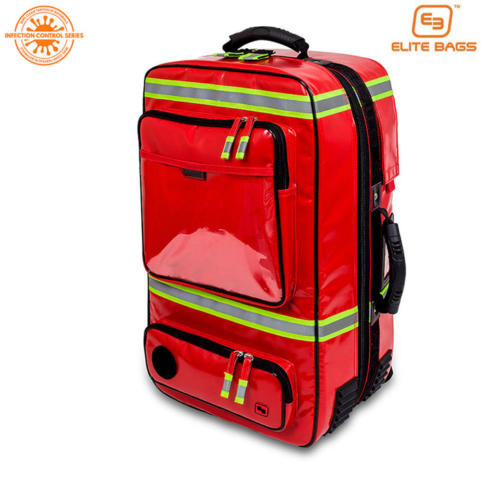 Elite Bags Emerair's Infection Control Rescue Backpack