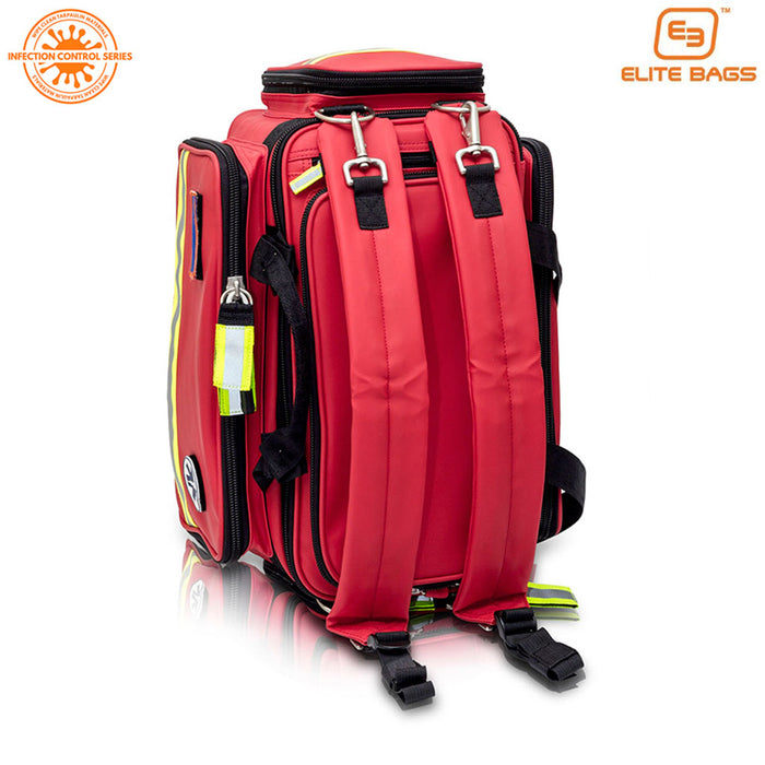 Elite Bags Extremes Infection Control BLS Duffle Backpack
