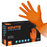 Aurelia Ignite - Orange Heavy Duty Nitrile Gloves