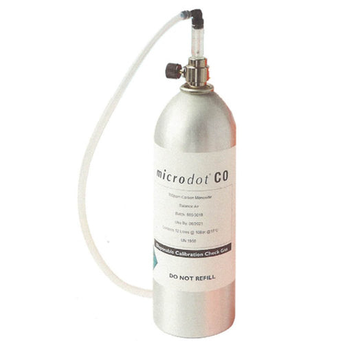 Microdot CO Calibration Kit