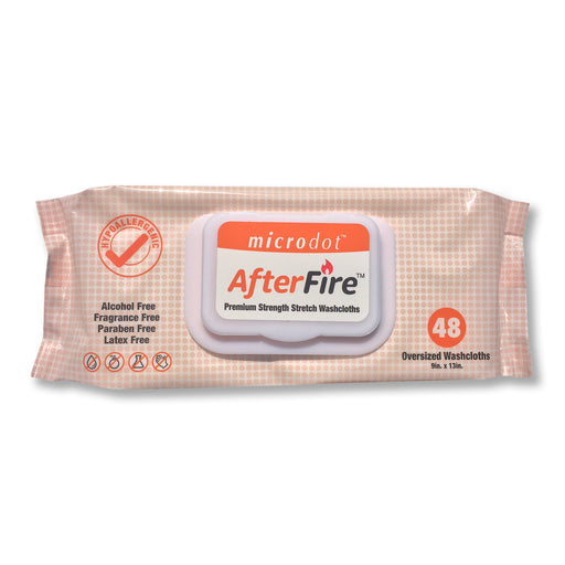 microdot® AfterFire™ Wipes