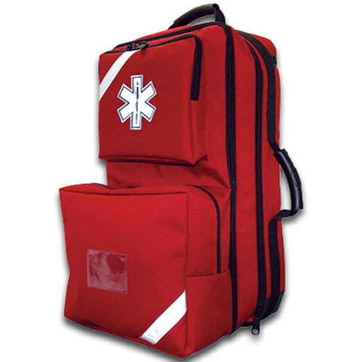O2 Trauma AED Backpack