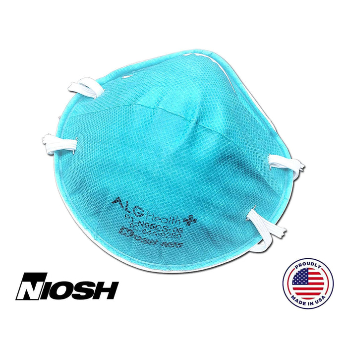 Photo of ALG Health Patriot Mask NIOSH N95 Respirator & Surgical Mask