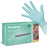 Perform Nitrile Exam Gloves - Teal (LG)