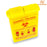Elite Bags Bio Hazard Sharps Container