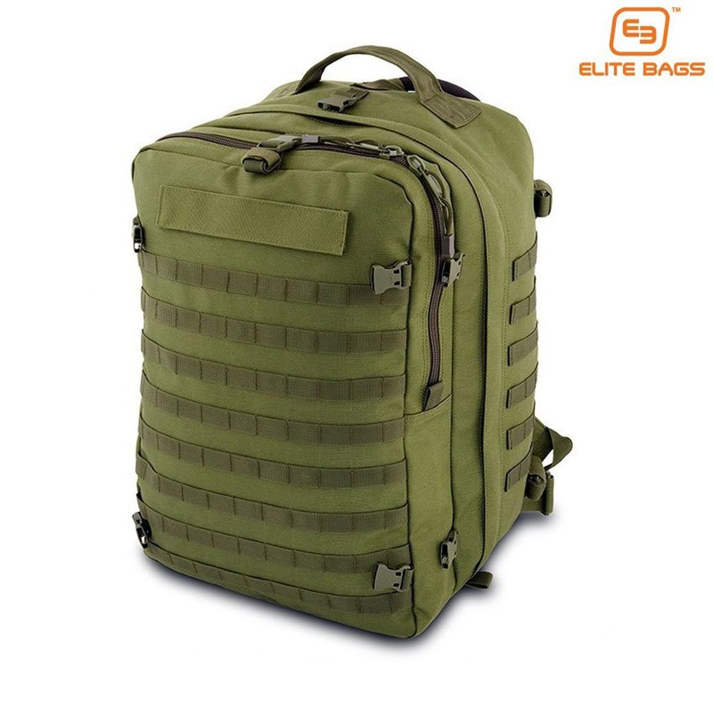 Elite Bags Military Tactical Backpack (Green)