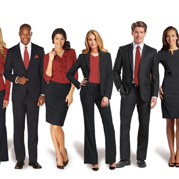 The Corporate Uniform Guide.