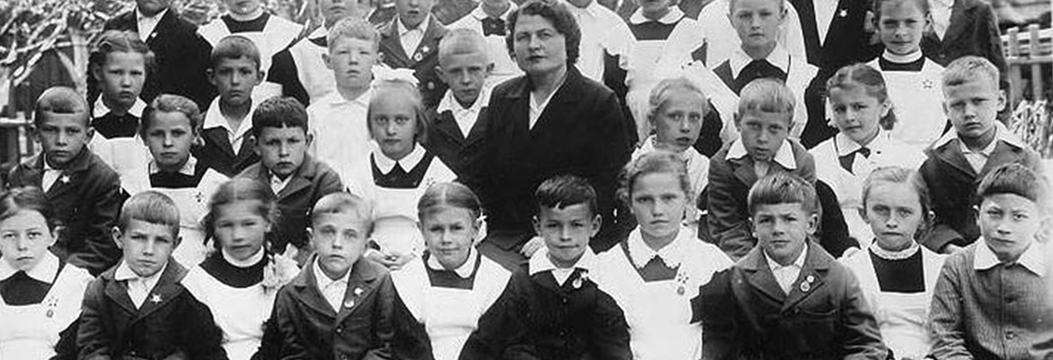 Focus - History of School Uniforms