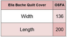 1134EBN - Quilt Cover