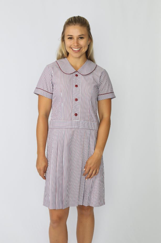 2181BRC - Girls Summer Dress (Yr 7-10)