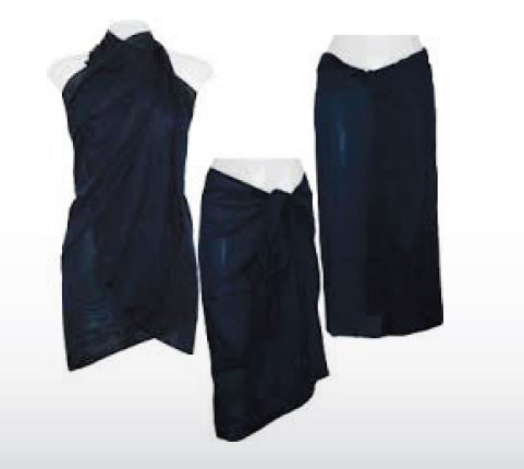 1175EB - Sarongs (Pack Of 5)