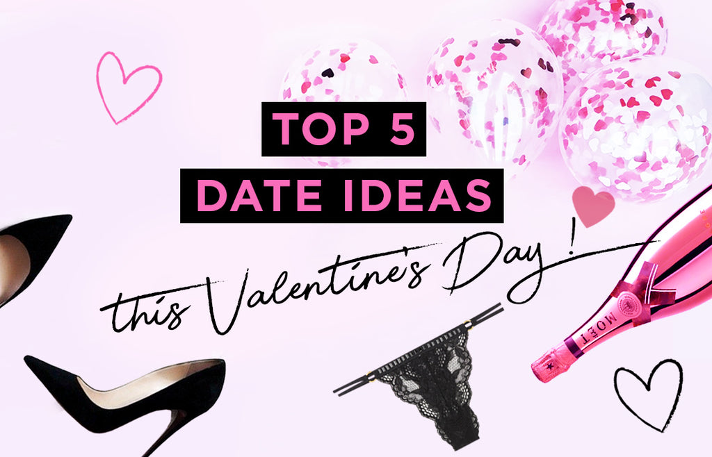 Top 5 date ideas for Valentine's Day (2019)