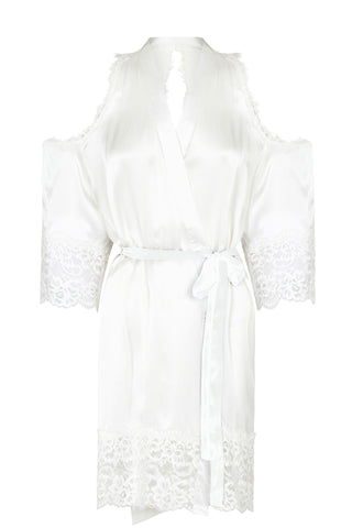 Xanthe Silk Robe