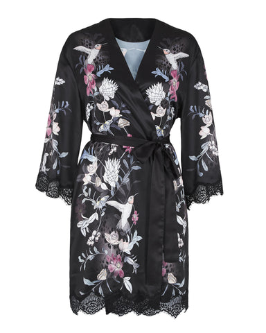 Hummingbird Robe