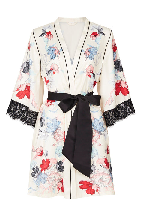 Rebel Flower Robe