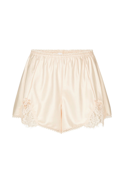 Amaranth French Shorts