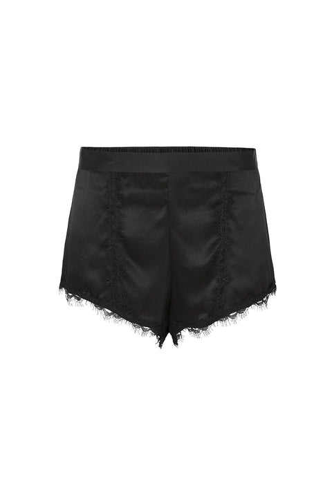 Xanthe Silk French Shorts