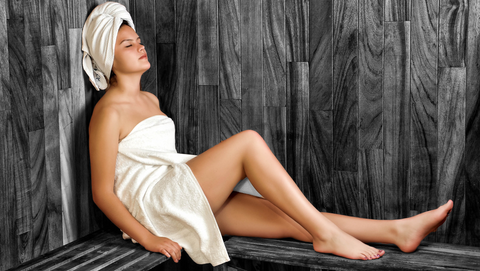 What are the health benefits of a sauna? - Thalia Skin