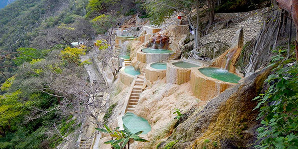 Grutas de Tolantongo Hot Springs Mexico