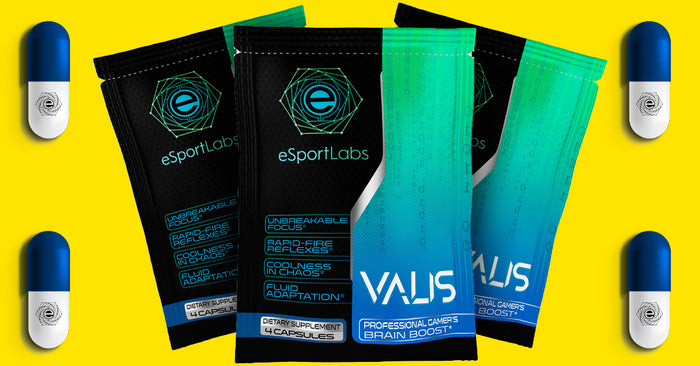 FREE - Try Valis | eSport Labs