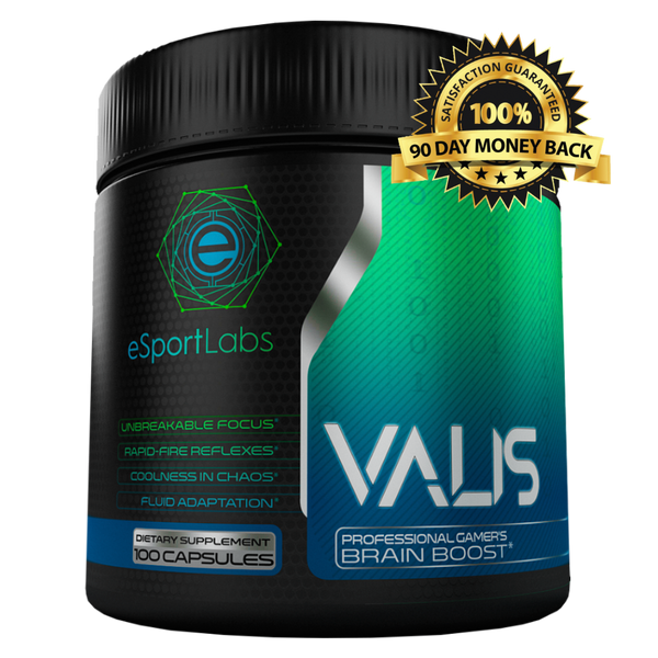 VALIS | Nootropic Performance Enhancement for Gamers